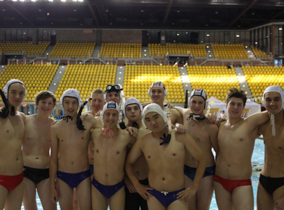 Team Canada U19 Men's Team