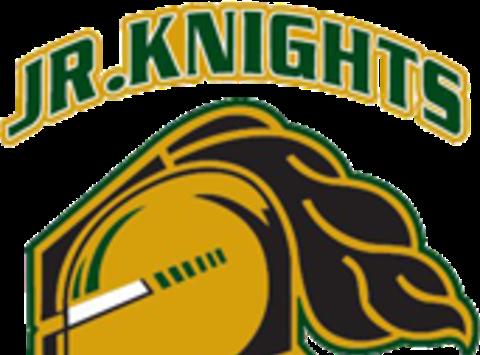 ice hockey fundraising - London Jr. Knights Minor Peewee Green