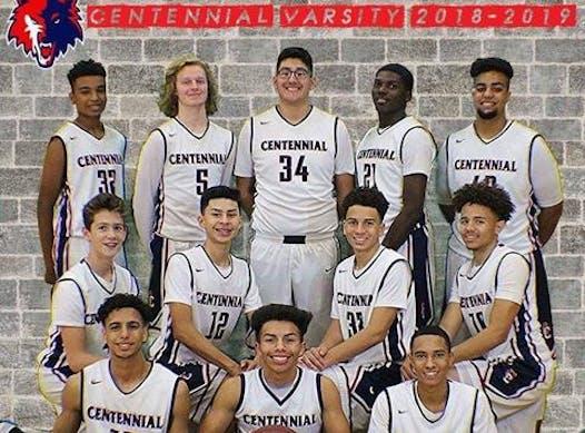 basketball fundraising - Centennial Boys Basketball