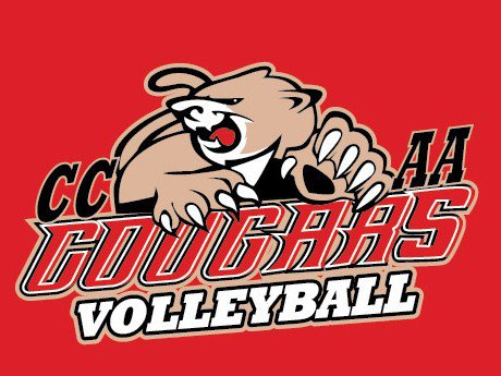 CCAA Cougars Volleyball