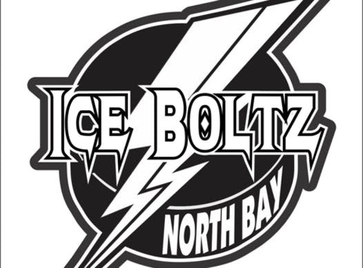 ice hockey fundraising - North Bay Atom A Ice Boltz