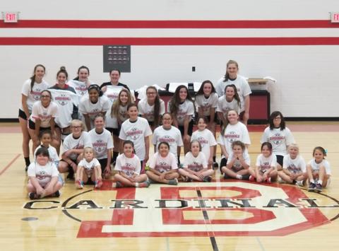 basketball fundraising - Brookside Girls Basketball