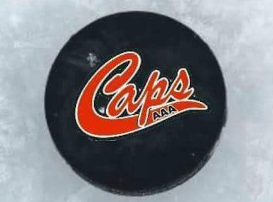 Fredericton Peewee AAA Caps