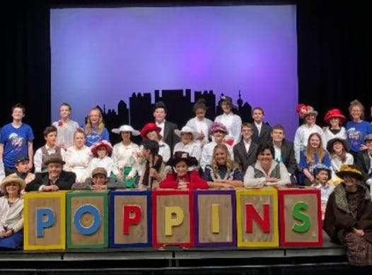 booster clubs fundraising - SFHS Thespians