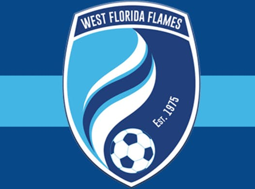 soccer fundraising - West Florida Flames 2007 Girls Select