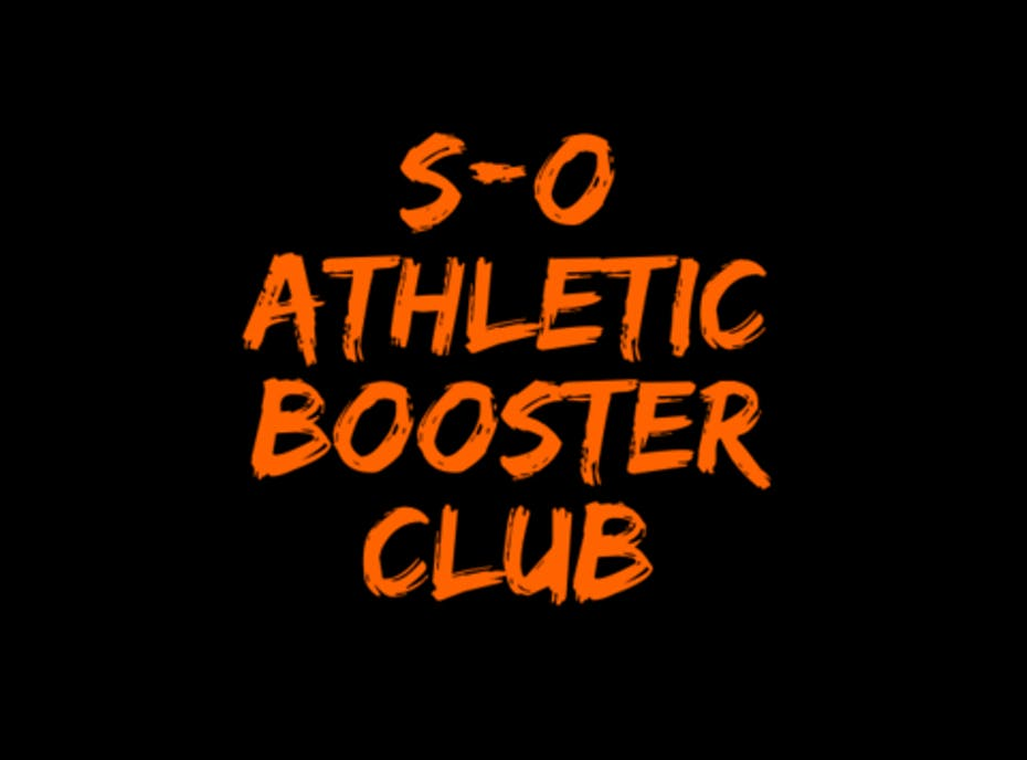 S-O Athletic Boosters