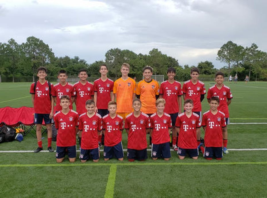 GPS Fl West Boys 04 Black