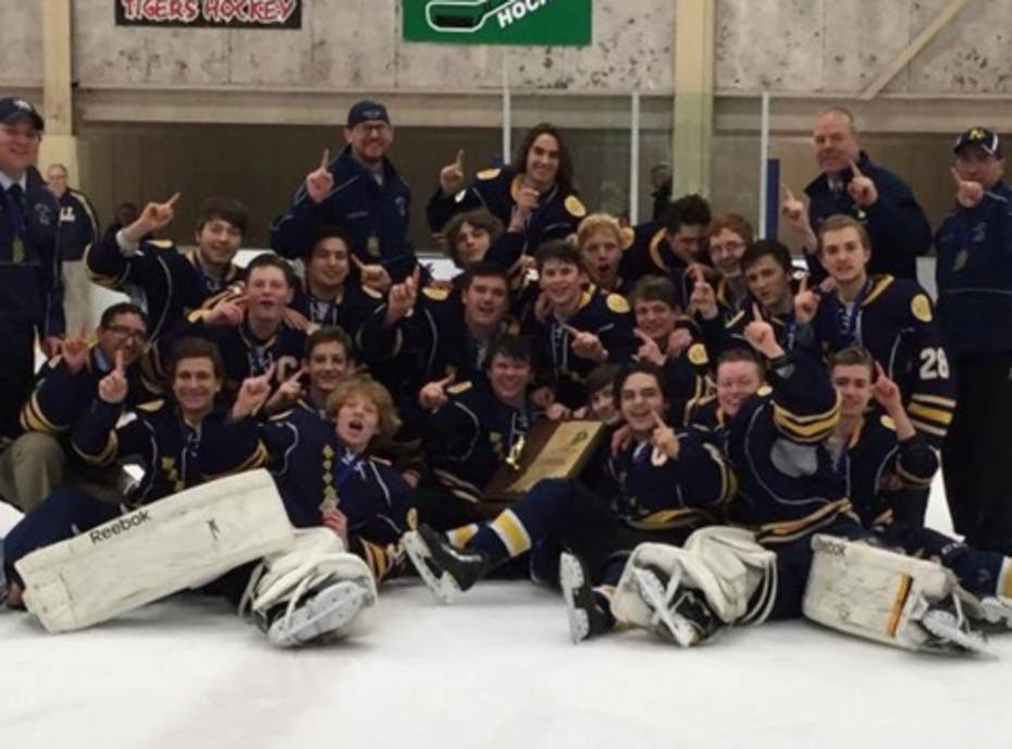 Bishop Noll Institute Hockey