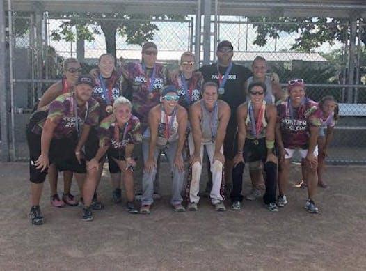 athletics department fundraising - Aksarben Skers Softball