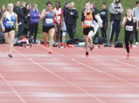 Comox Valley Cougars Track and Field