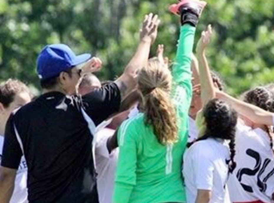 UMSC 2005 Girls OPDL