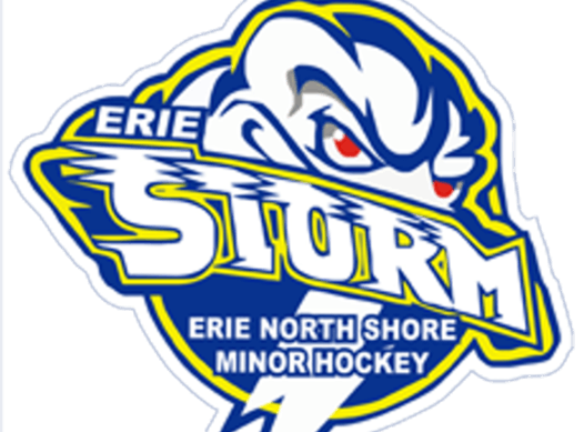 ice hockey fundraising - Erie North Shore Storm Bantam AE