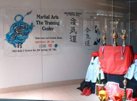 martial arts fundraising - Martial Arts: The Training Center