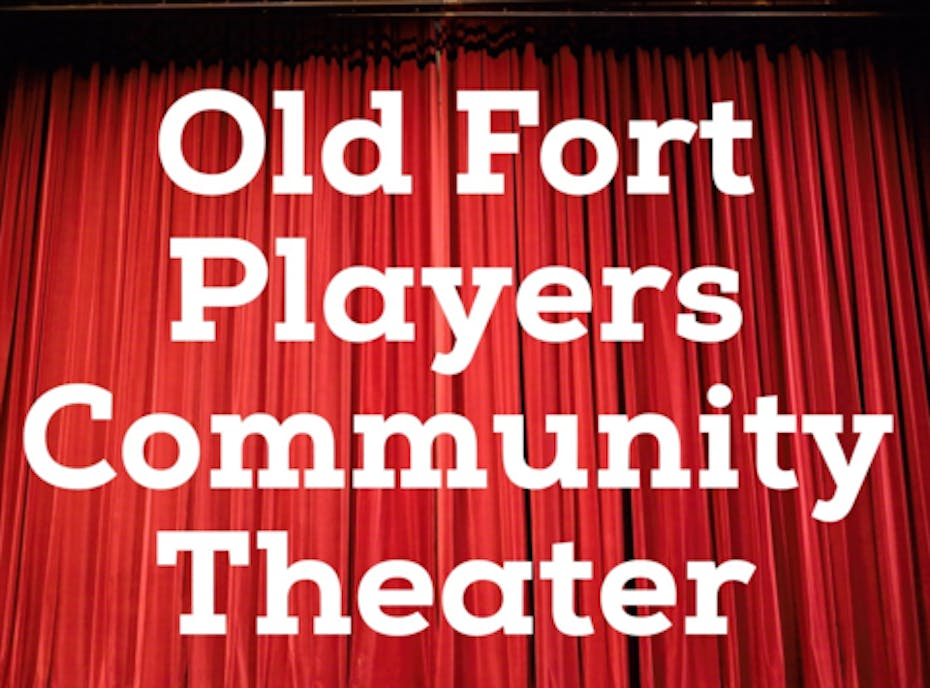 a86c197ef The Fan Gear Shop that earns cash back - Old Fort Players Community Theater