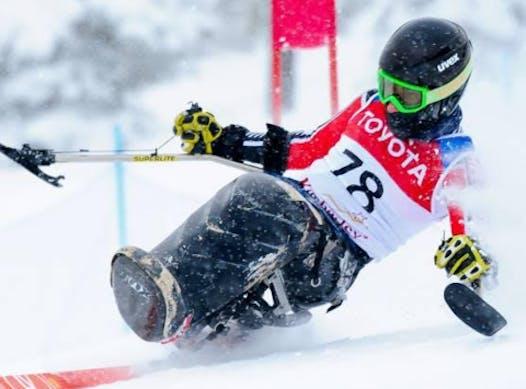 skiing fundraising - #CANSKITEAM —     ParaAlpine Devo Team