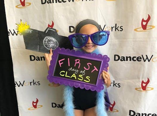 dance-a-thon fundraising - DanceWorks - Harper Blevins