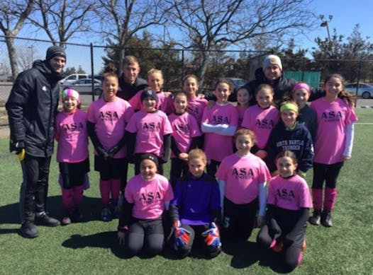 soccer fundraising - South Shore F.C. United