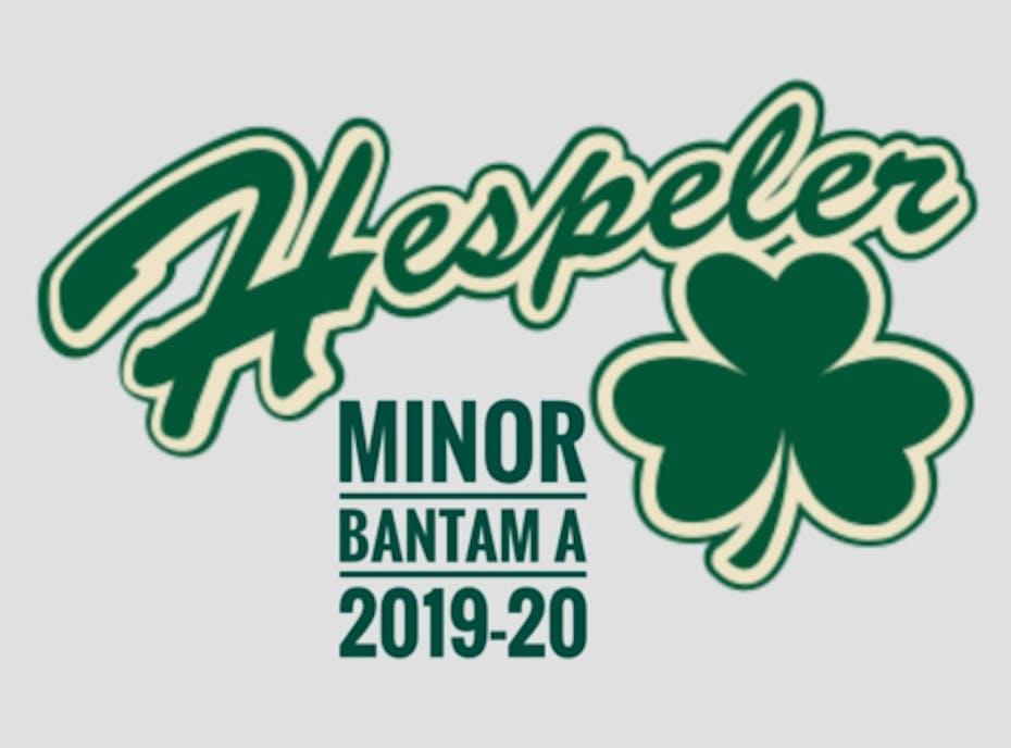 Hespeler Minor Bantam A 2019-20