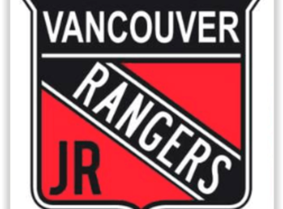 Vancouver Jr. Rangers 2019-20