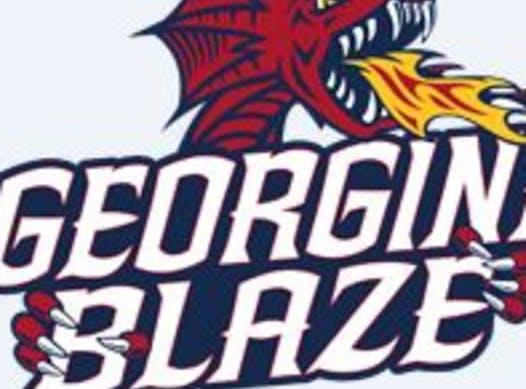 ice hockey fundraising - Georgina Blaze Minor Midget A