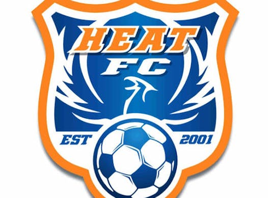 sports teams, athletes & associations fundraising - Heat FC 07 RM