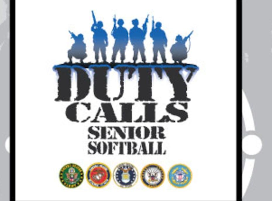 Duty Calls Senior Softball