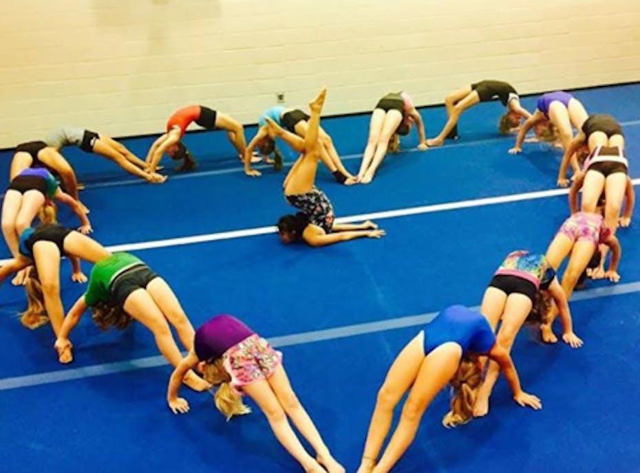 Bowen Island Gymnastics Club