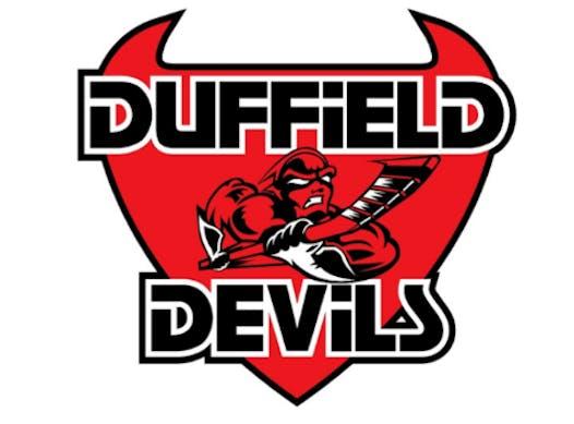 ice hockey fundraising - Duffield Devils Black (Novice)