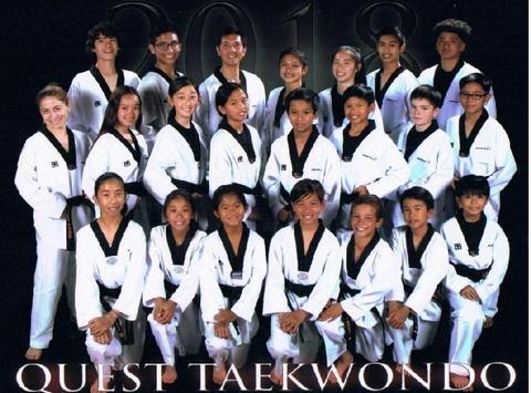 Quest Taekwondo RB