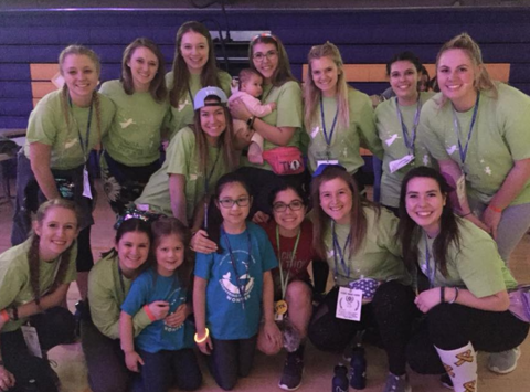 dance-a-thon fundraising - Student Pennsylvania State Education Association