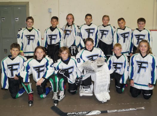 sports teams, athletes & associations fundraising - FHA Pee Wee A