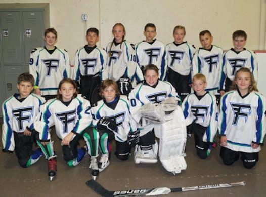 sports teams, athletes & associations fundraising - FHA Pee Wee A