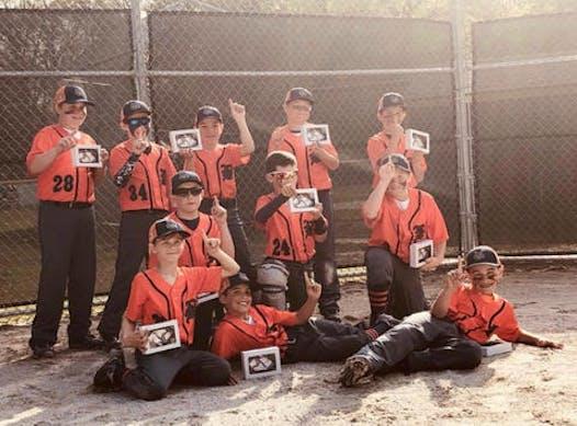baseball fundraising - LSC Bulldogs