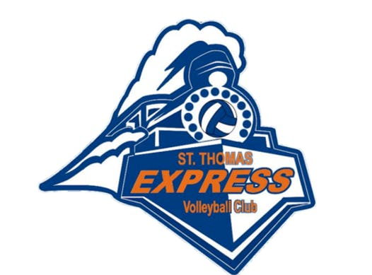 volleyball fundraising - St. Thomas Express Volleyball Club