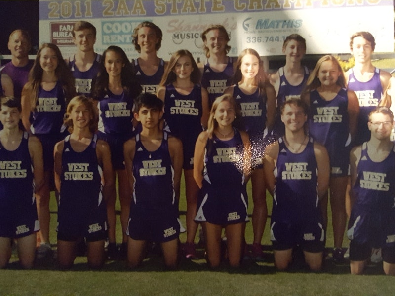 WEST STOKES CROSS COUNTRY