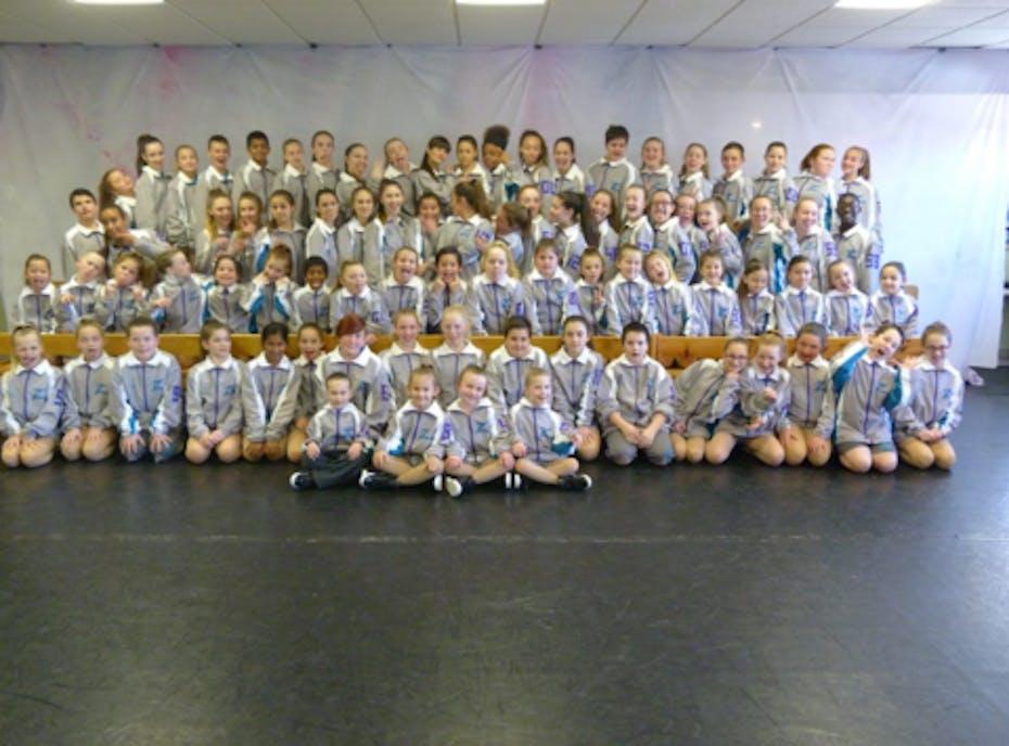 Ziegler Dance Troupe