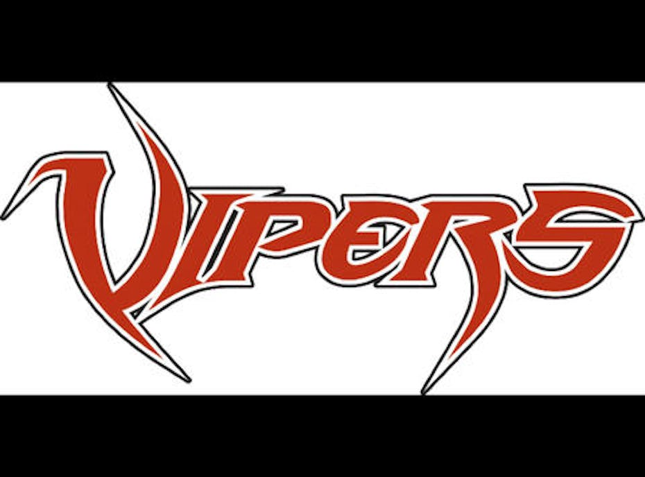 12U Vipers RED Baseball