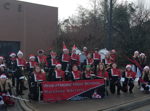 band fundraising - Wheatmore Band