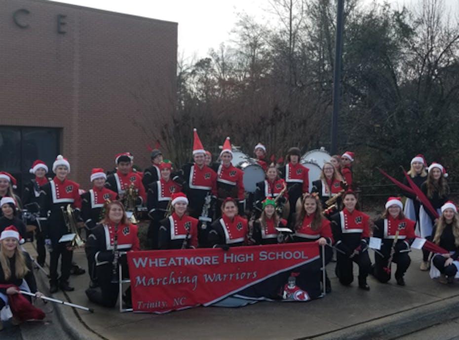 Wheatmore Band