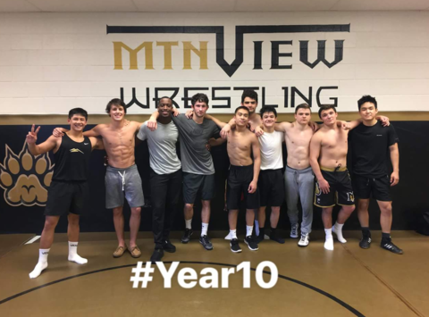 wrestling fundraising - Mountain View Wrestling