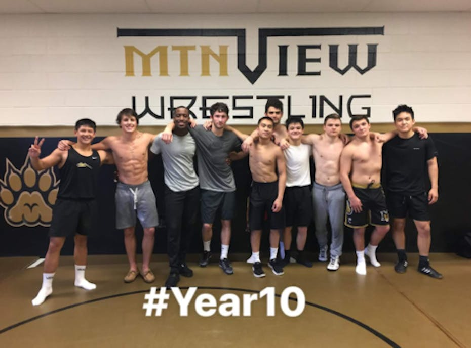 Mountain View Wrestling