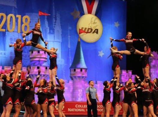 cheerleading fundraising - Support MUN Cheer