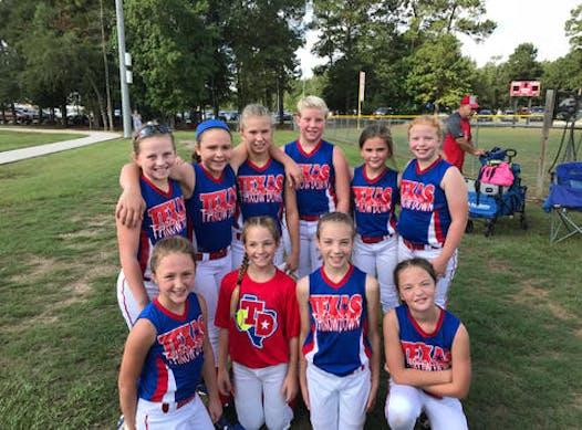 softball fundraising - Addison