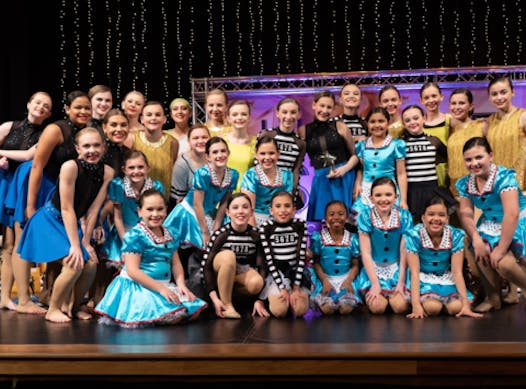 dance fundraising - Southern Sapphires Dance Dollars
