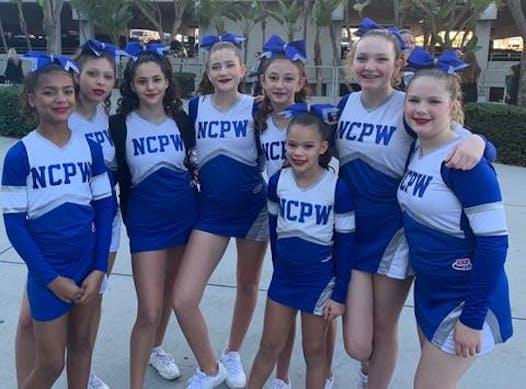 cheerleading fundraising - NCPW Cheer