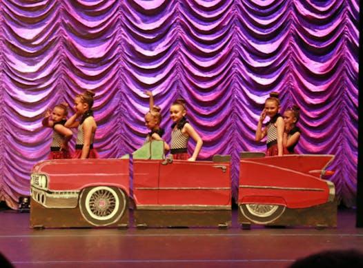 dance fundraising - Dance Company Disney World
