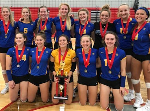 volleyball fundraising - Midland Volleyball