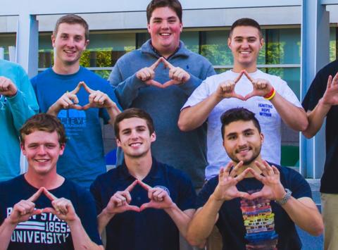 dance-a-thon fundraising - Kappa Sigma Benefitting THON