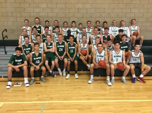basketball fundraising - Olympus Titans Boys Basketball