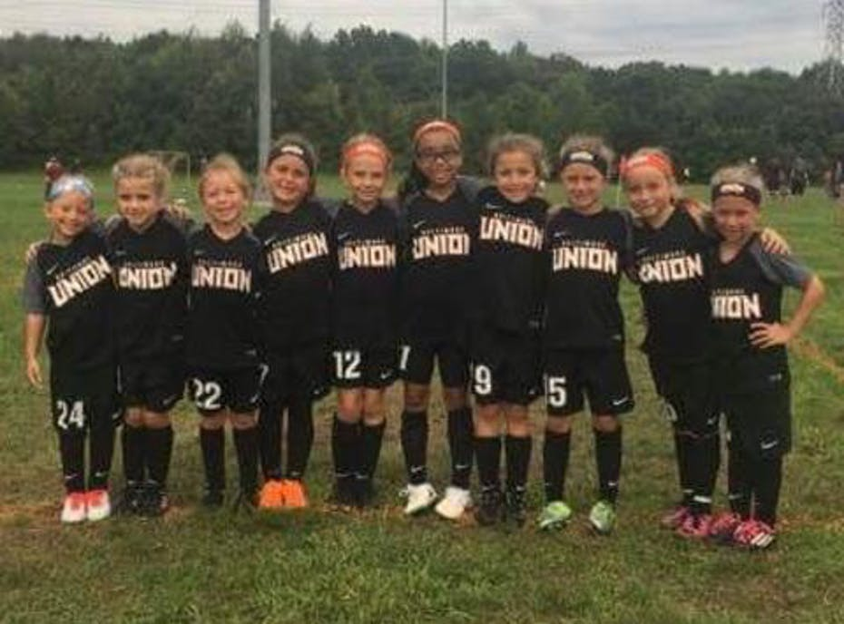 Baltimore Union 2011 Girls Select